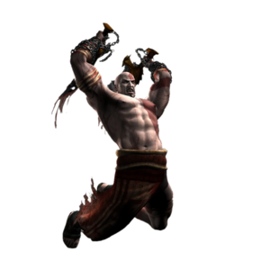 Kratos PNG File PNG image
