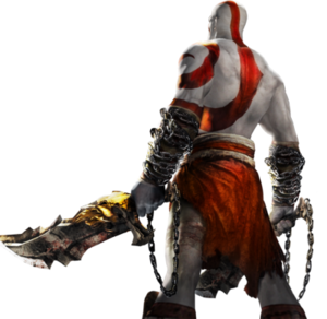 Kratos PNG Image PNG clipart