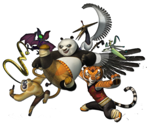 Kung Fu Panda PNG Clipart Background PNG Clip art