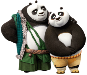 Kung Fu Panda PNG Free Image PNG Clip art