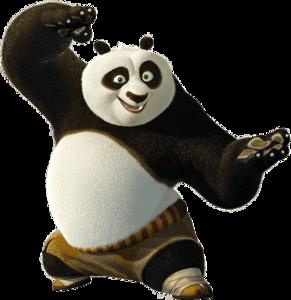 Kung Fu Panda PNG Image Free Download PNG Clip art