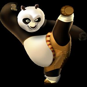 Kung Fu Panda PNG Transparent Background PNG Clip art