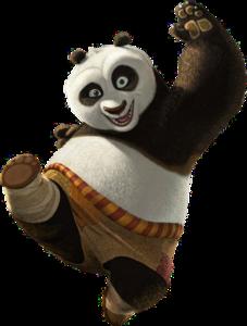 Kung Fu Panda PNG Transparent File PNG Clip art