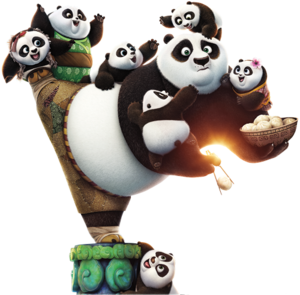 Kung Fu Panda PNG Transparent Image PNG Clip art