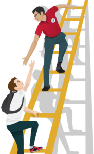 Ladder of Success PNG Pic PNG Clip art