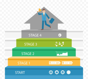 Ladder Of Success Transparent Background PNG Clip art
