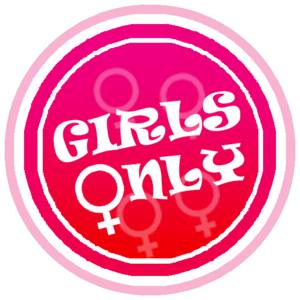Ladies Only PNG Clipart PNG Clip art