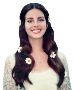 Lana Del Rey PNG HD PNG Clip art
