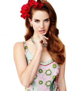 Lana Del Rey PNG Photo PNG Clip art