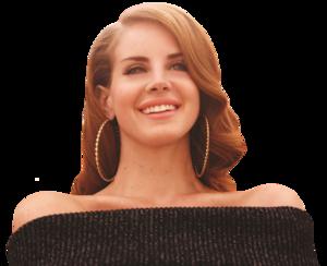 Lana Del Rey PNG Pic PNG Clip art