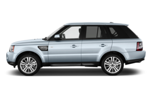 Land Rover Range Rover Sport Transparent Background PNG Clip art