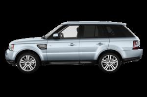 Land Rover Range Rover Sport Transparent Background PNG Clip art