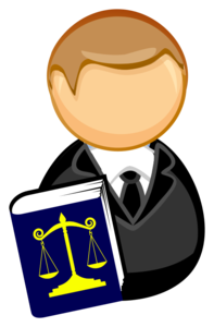 Lawyer Transparent Background PNG icon