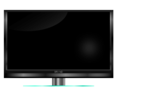 LCD Television PNG Transparent Image PNG Clip art