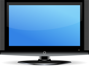 LCD Television PNG Transparent Picture PNG Clip art