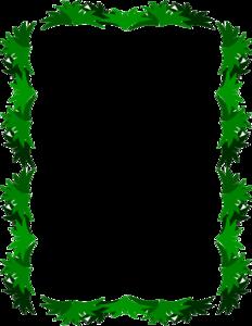 Leaf Frame PNG Transparent Image PNG Clip art