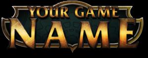 League of Legends Logo PNG Clipart PNG Clip art
