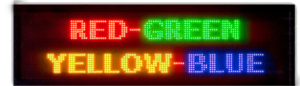 LED Display Board PNG Image PNG Clip art