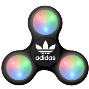 LED Fidget Spinner PNG Pic PNG clipart