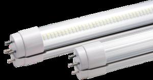 LED Tube Light Transparent Background PNG Clip art