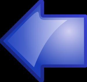 Left Arrow Transparent Background PNG Clip art