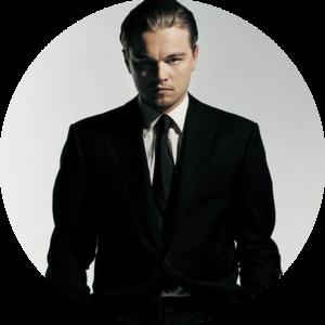 Leonardo DiCaprio PNG Pic PNG Clip art