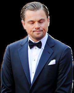 Leonardo DiCaprio Transparent Background PNG Clip art