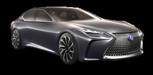 Lexus Concept PNG Pic PNG Clip art