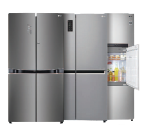 LG Refrigerator PNG Picture PNG Clip art
