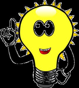 Light Bulb PNG Clipart PNG Clip art