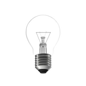 Light Bulb PNG Pic PNG clipart