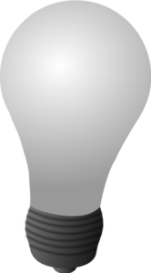 Light Bulb PNG Transparent Image PNG Clip art