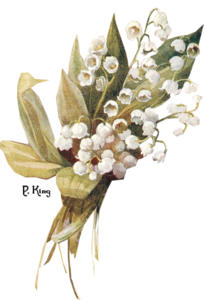 Lily of The Valley PNG Free Download PNG Clip art