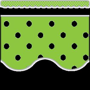 Lime Border Frame PNG File PNG Clip art