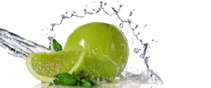 Lime Splash Transparent Background PNG Clip art