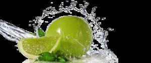 Lime Splash Transparent Background PNG Clip art
