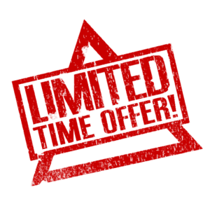 Limited offer PNG File PNG Clip art