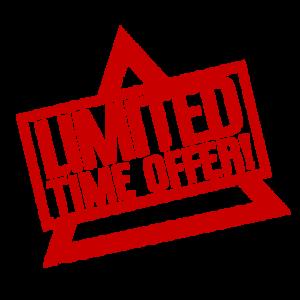 Limited offer PNG File PNG Clip art