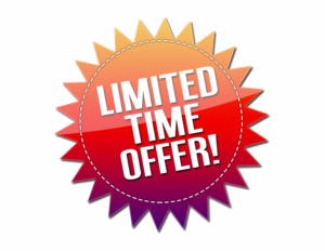 Limited Offer PNG Image PNG Clip art