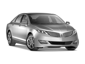 Lincoln MKZ Transparent Background PNG Clip art
