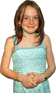 Lindsay Lohan PNG Pic PNG Clip art
