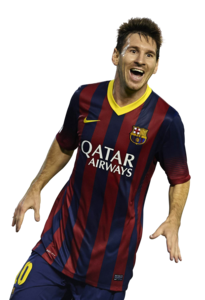Lionel Messi PNG Pic PNG Clip art