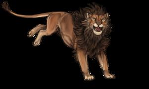 Lioness Roar PNG Transparent PNG Clip art