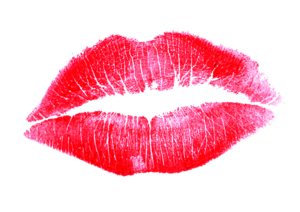 Lipstick Kiss Transparent Background PNG icons