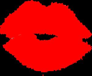 Lipstick Kiss Transparent PNG PNG Clip art