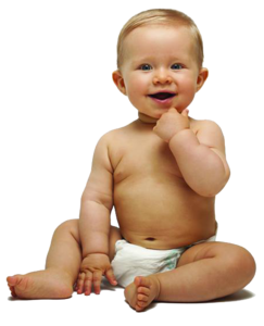 Little Baby Boy Transparent Background PNG Clip art