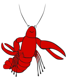 Lobster Transparent Background PNG Clip art