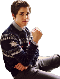 Logan Lerman PNG HD PNG image
