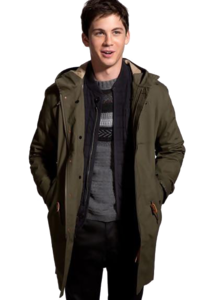 Logan Lerman PNG Transparent Picture PNG images