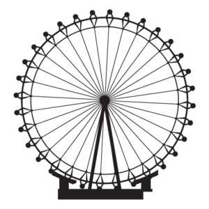 London Eye Transparent PNG PNG Clip art